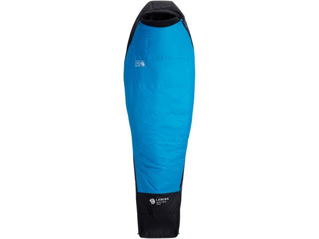 Mountain Hardwear Lamina Sacos de dormir -9°C Extra Largo, electric sky